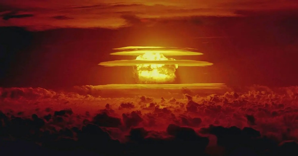 castle bravo shrimp nuclear test blast bikini atoll mushroom cloud noaa