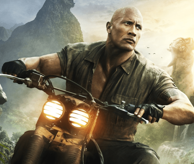 Jumanji Takes Down The Last Jedi To Win The Weekend Box Office