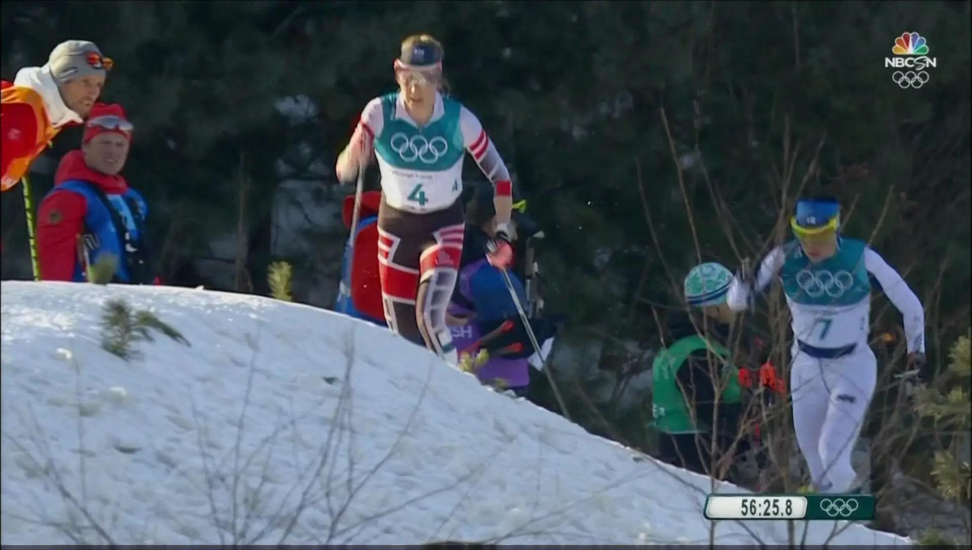 Winter Olympics Closing Ceremony