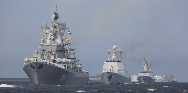 PHOTOS: Russia's annual naval parade will feature over 40 ...