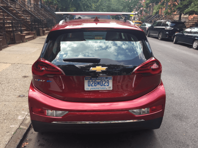 I drove the Tesla Model 3 and one of its biggest rivals, the Chevy Bolt — and the winner was clear (TSLA, GM)