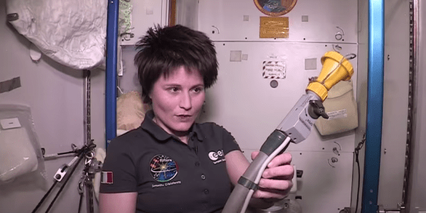 How NASA astronauts pee and poop in space: a history ...