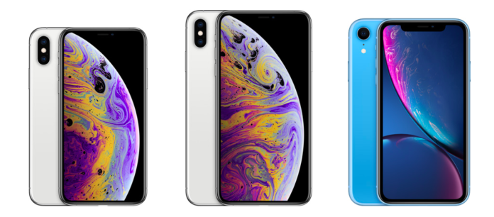 iPhone XS / XS Max / XR