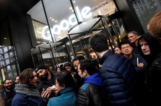 Google walkout London.JPG