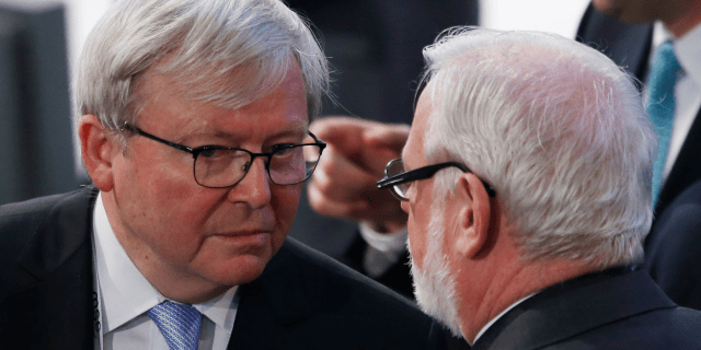 Kevin Rudd Munich Security Conference