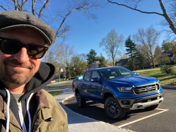 The Ford Ranger is an excellent midsize pickup truck — here are its best features (F)