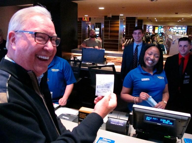sports betting gambling casino Ron Jaworski