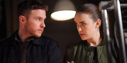 Agents of SHIELD: Where (or When) Did Fitz and Simmons Go? | CBR
