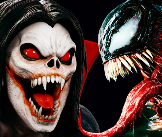 The Morbius Movie Must Learn From Venoms Mistakes Cbr
