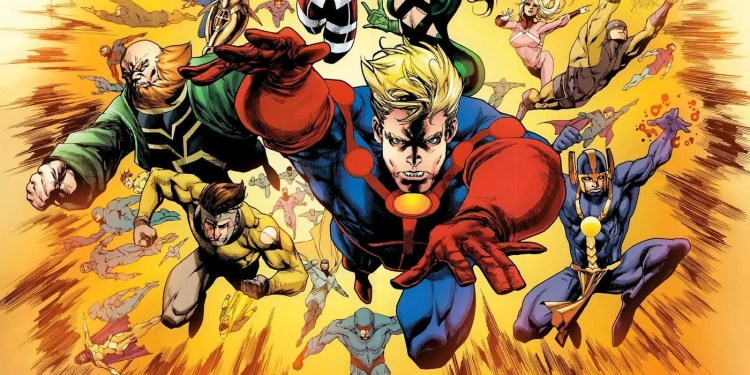 Image result for The Eternals comics