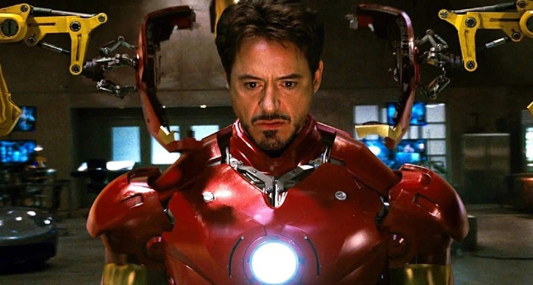 Iron Man S Best Suit Ups In The Mcu Ranked