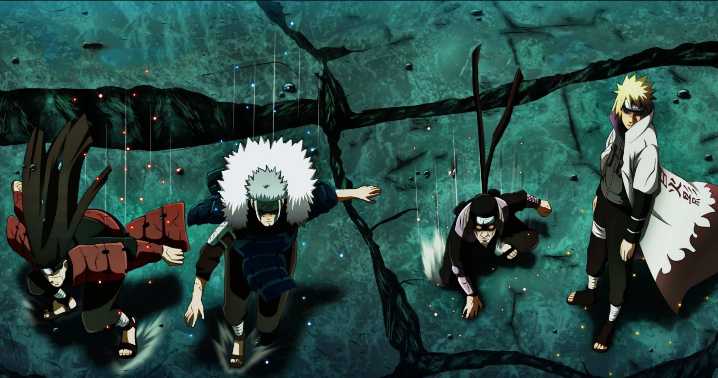 Kaguya, hashirama, tobirama, obito, sasuke, naruto, madara and sage of six. Ninja World: Naruto Sasuke Minato Tobirama Vs Obito