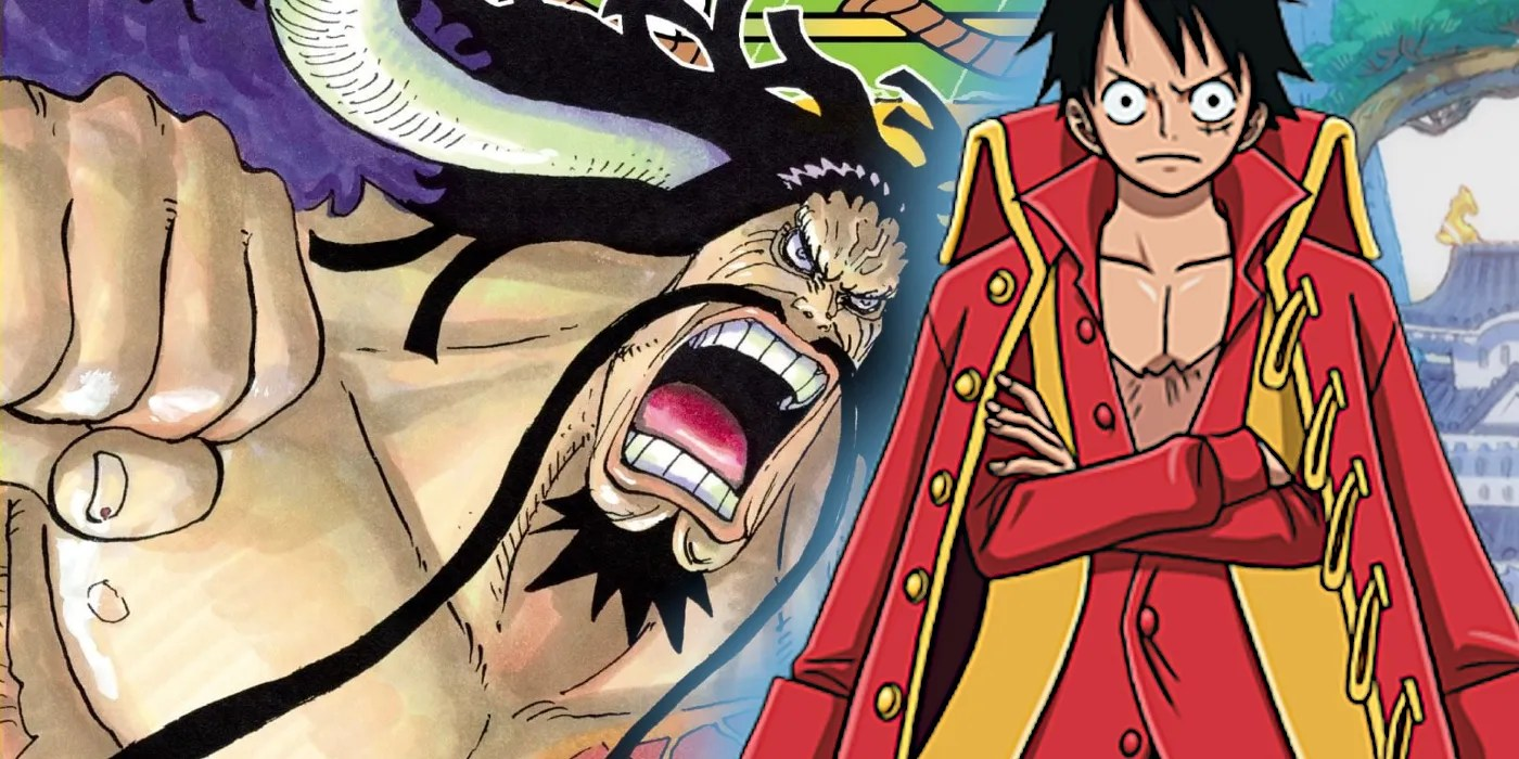 Welcome to r/onepiece, the community for eiichiro oda's manga and anime series one piece. One Piece Luffy S Defeat Makes Kaido A Better Boss Cbr
