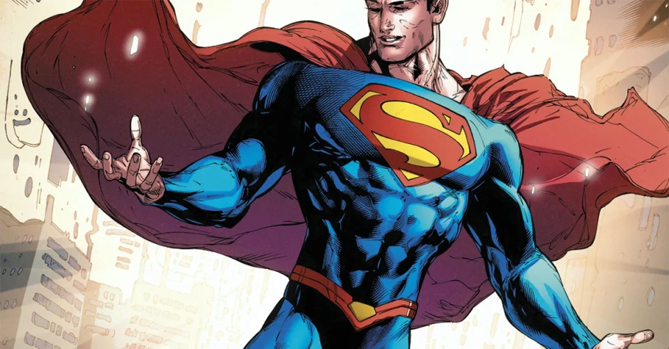 superman s red trunks return but why did they ever go away the