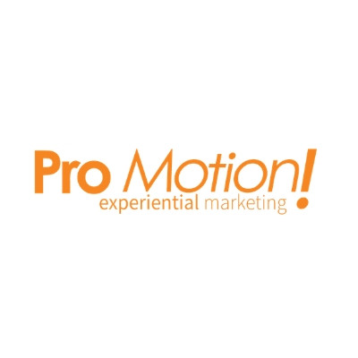 Image result for pro motion experiential marketing logo