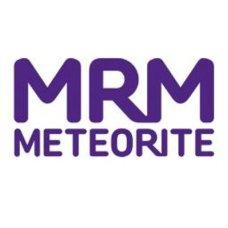 Image result for MRM Meteorite marketing agency logo