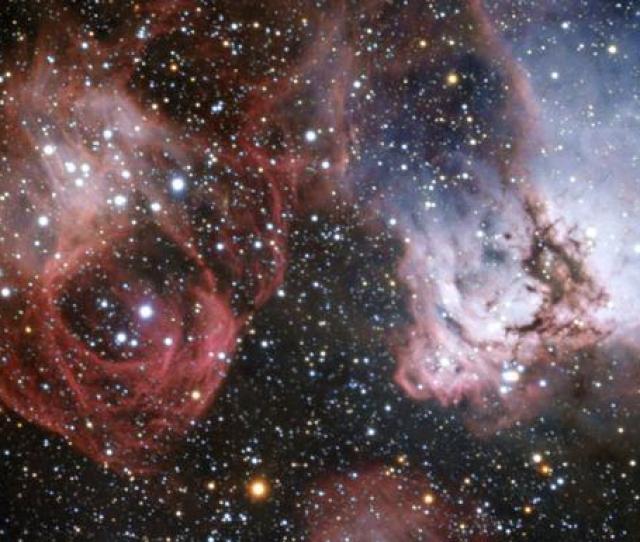 Colisionan Dos Galaxias Satelite De La Via Lactea