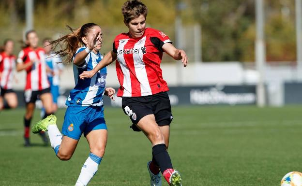 Resultado de imagen de athletic espanyol femenino