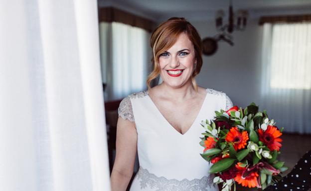 El rostro de Carla lo decía todo en su gran día junto a David. Aunque recordamos otras bodas de ensueño en Cantabria.