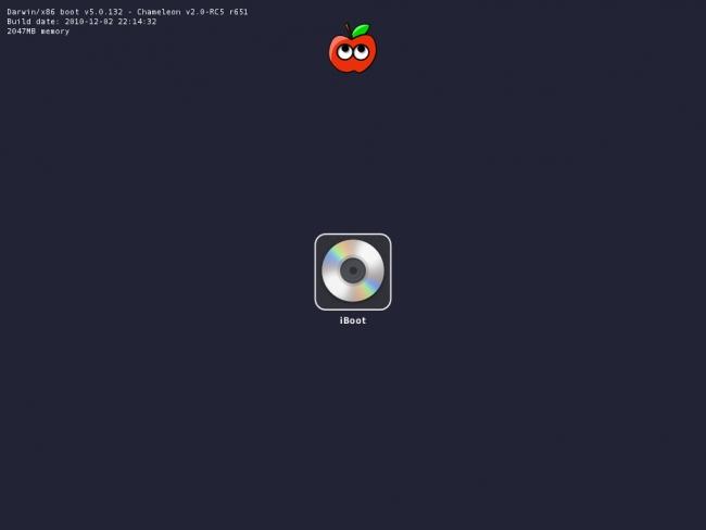 Mac OS X σε PC Image 5