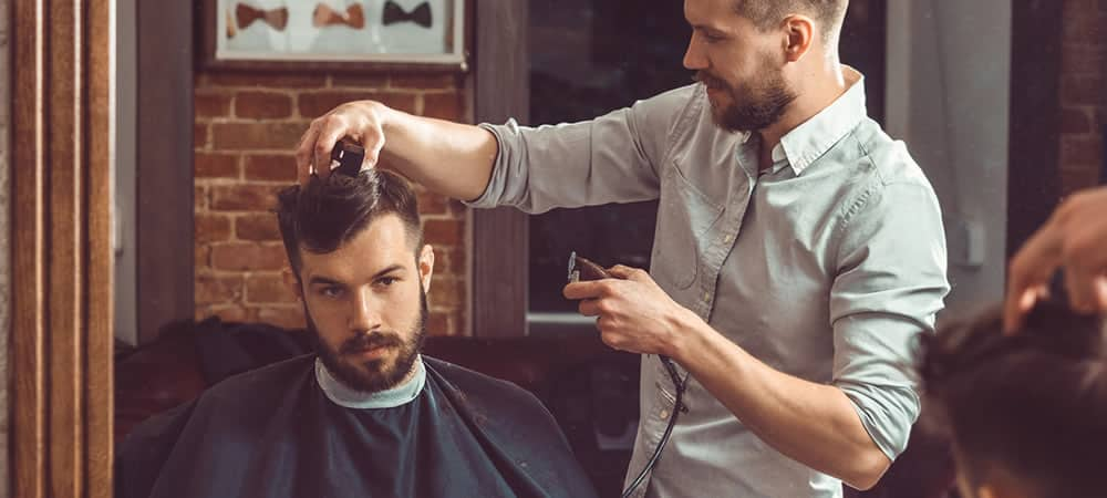 12 Ways To Spot A Bad Barber FashionBeans