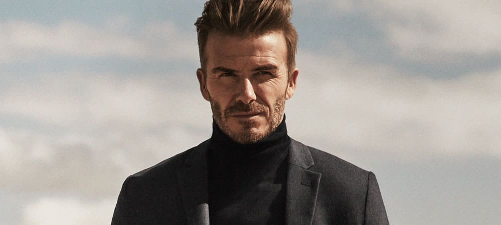 David Beckhams Best Hairstyles And How To Get The Look