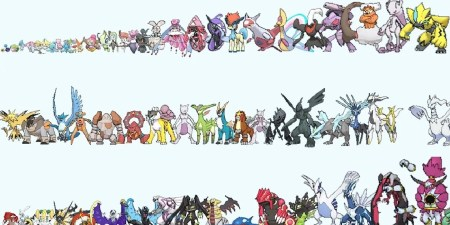 there are too many legendary pokemon now game rant