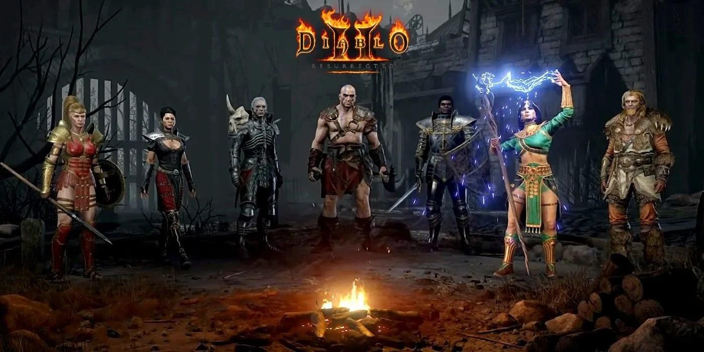 diablo 2 resurrected release diablo 2 resurrected beta