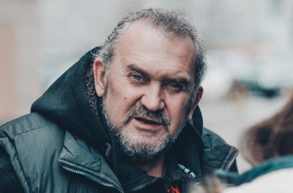 Автор ідеї та сценарію Сашко Лірник