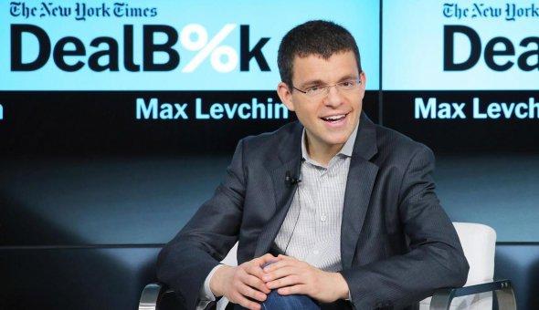 Максиміліан Левчин - співзасновник та головний інженер PayPal