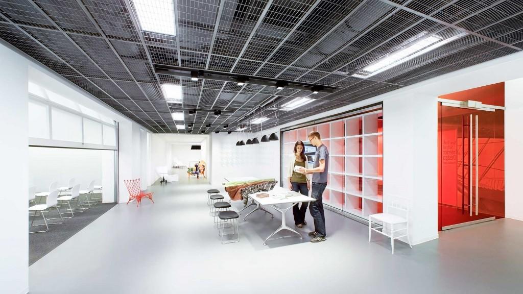 Top 10 interior design schools us for Design schools nyc