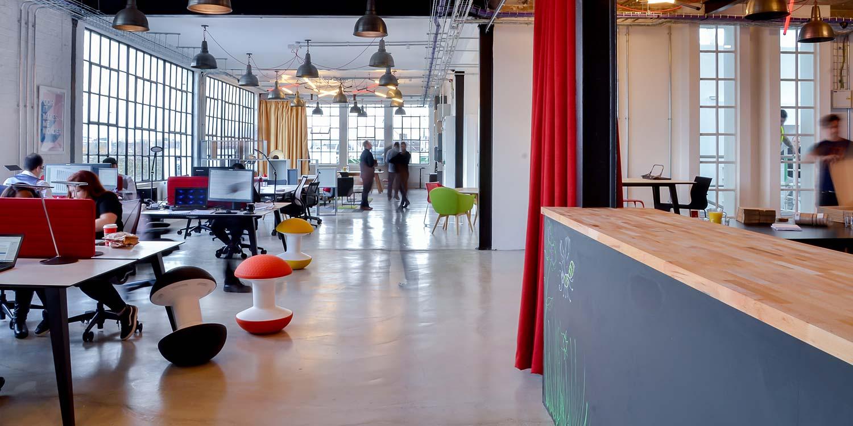 Projects Birmingham Offices Gensler