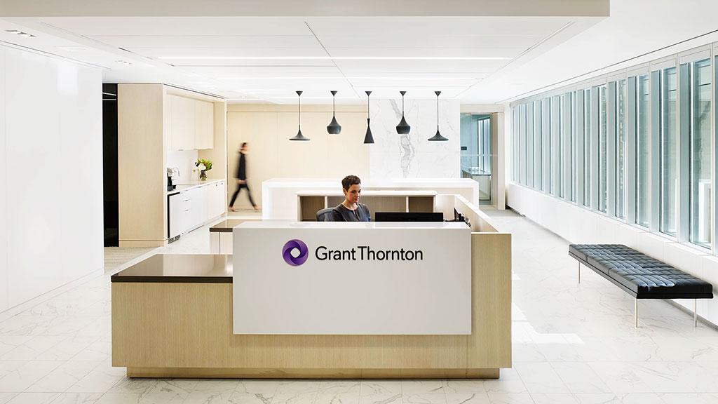 Grant Thornton Toronto Projects Gensler