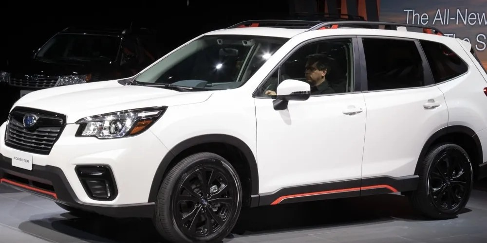Image result for 10 Best Family Cars You Can Buy In 2019 hotcars SUBARU ASCENT