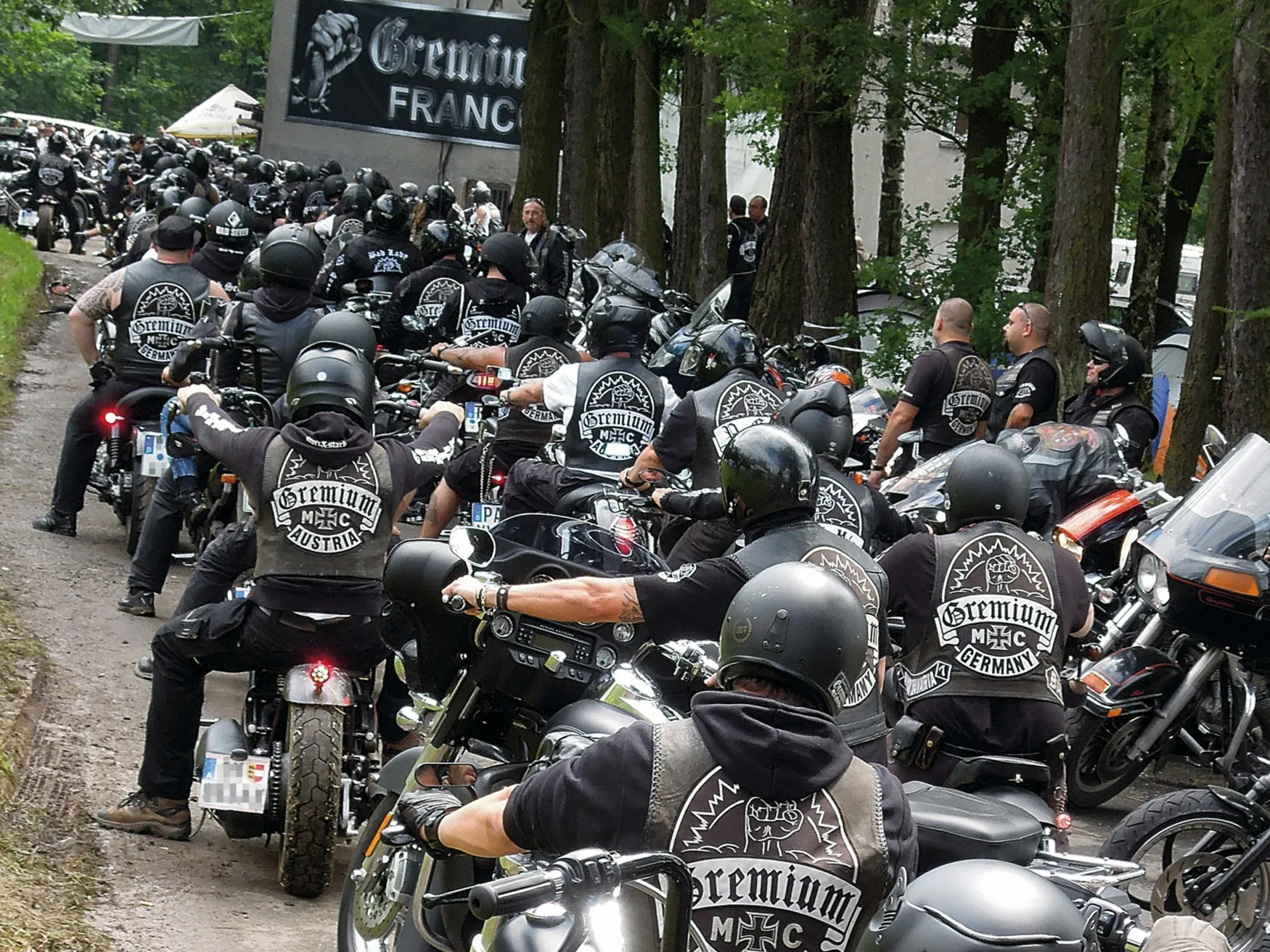 Gremium biker gang