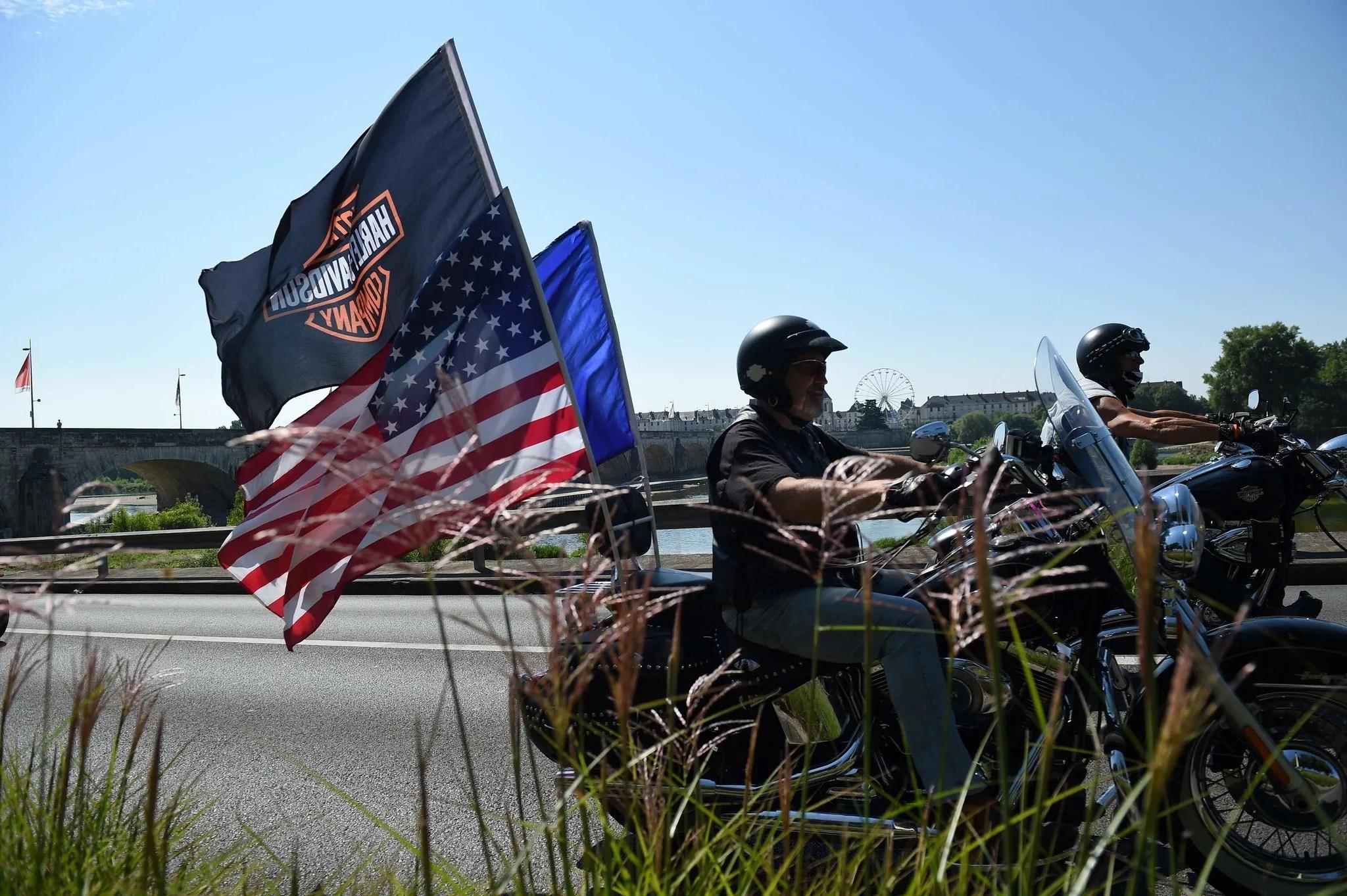 Trump's war with Harley-Davidson