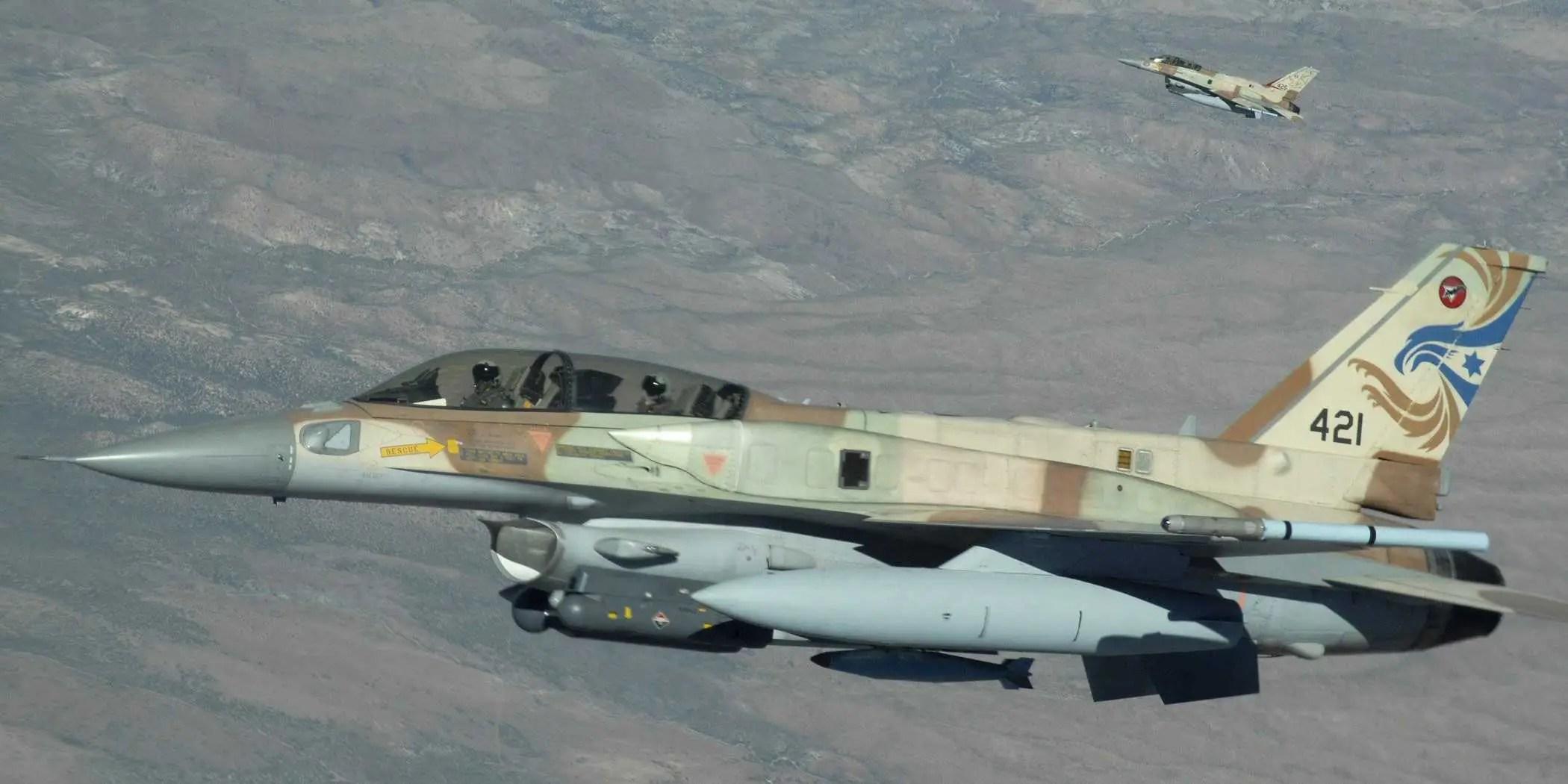 israel jet