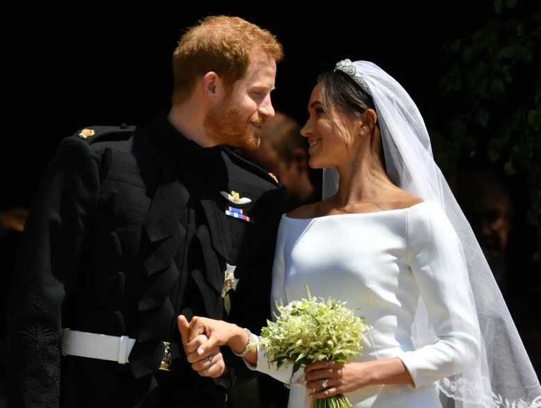 Meghan Markle wedding