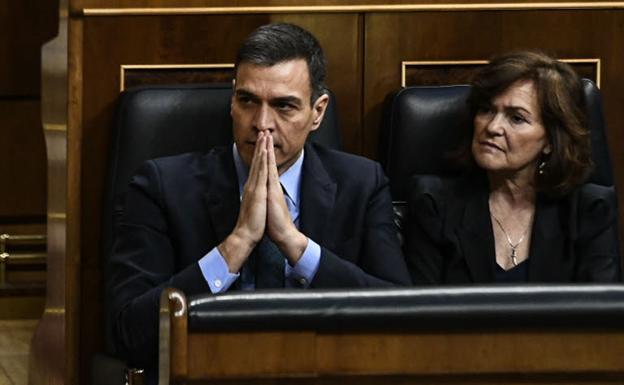 Sánchez and Calvo.