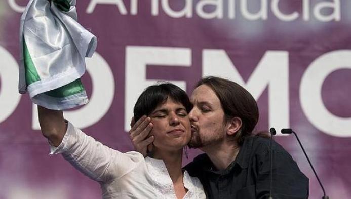 Pablo Iglesias regresa a la provincia de Cádiz pese a sus diferencias con Teresa  Rodríguez y Kichi