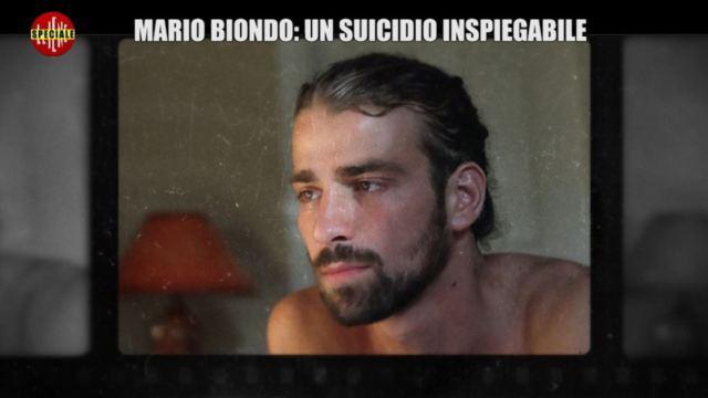 Le Iene: Mario Biondo, un suicidio inspiegabile: lo speciale de Le Iene  Video   Mediaset Infinity
