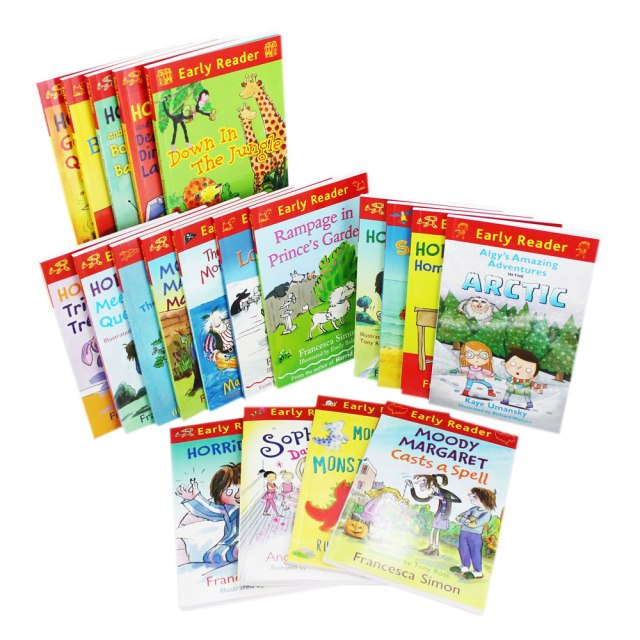 Early Reader Collection- 30 books