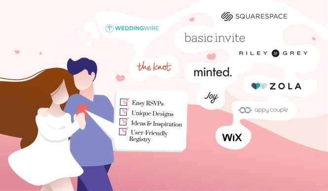 Best Free Wedding Websites For Organizing Your Day
