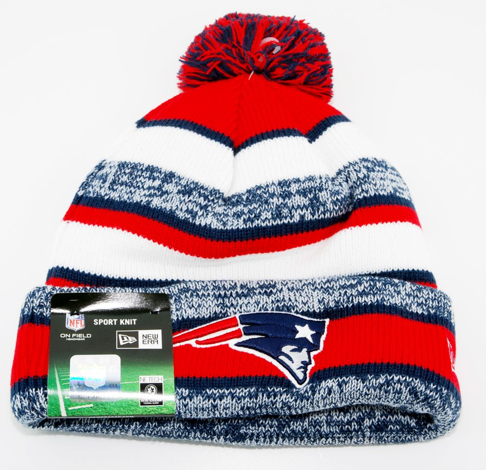 Knit Sideline Hat New England