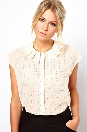 ASOS-Blouse-With-Origami-Collar_$46