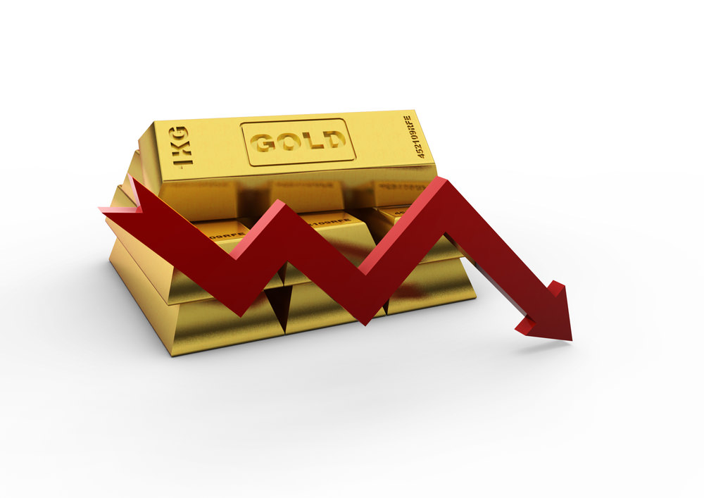 Gold Price Comes Down To 42000 Rupees
