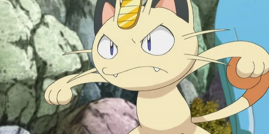 Image result for pokemon tv show meowth