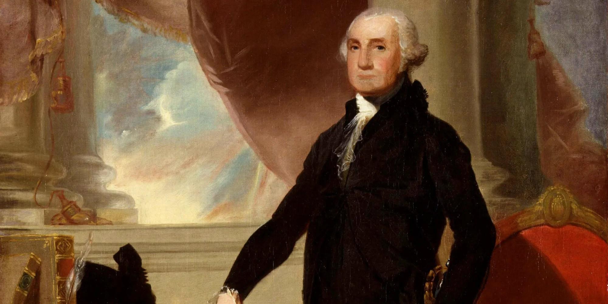 George Washington Biopic Gets A Director