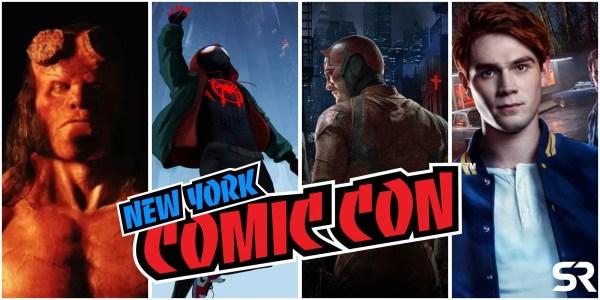 New York Comic Con 2018 Panel Guide | ScreenRant