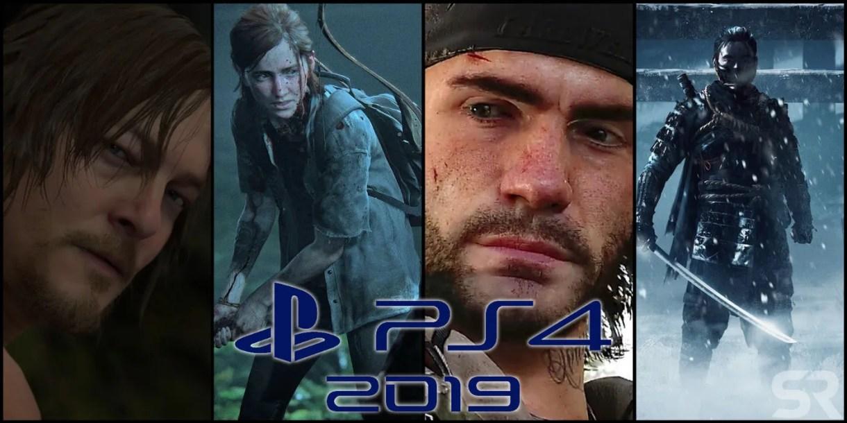 نتيجة بحث الصور عن ps4 games 2019